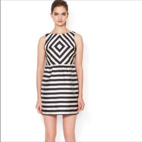 Dolce Vita Dresses & Skirts - Dolce Vita Black and White Striped Dress